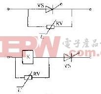 单个晶闸管压敏保护电路的设计