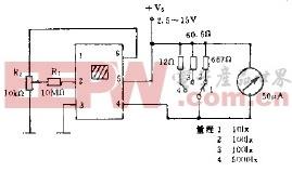 光敏集成传感器应用电路设计