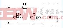 增设阻抗器的避雷器设计