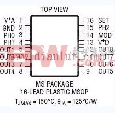 LTC6909封装结构及应用电路