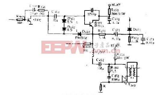 场输出电路原理图