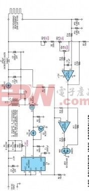感应温控烙铁电路设计图