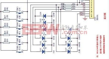 九阳电磁炉电路原理