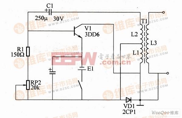 高压提升器电路