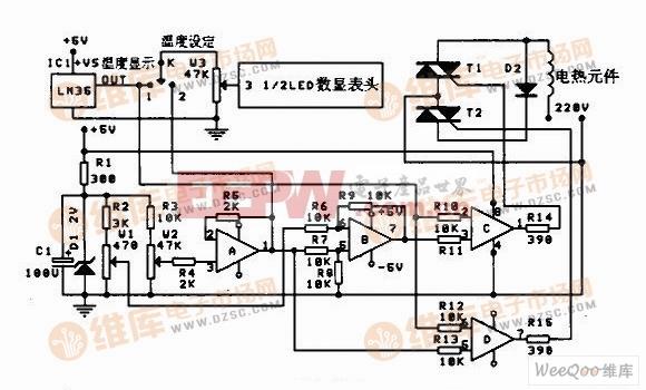 具有人工智能的溫度控制電路設計
