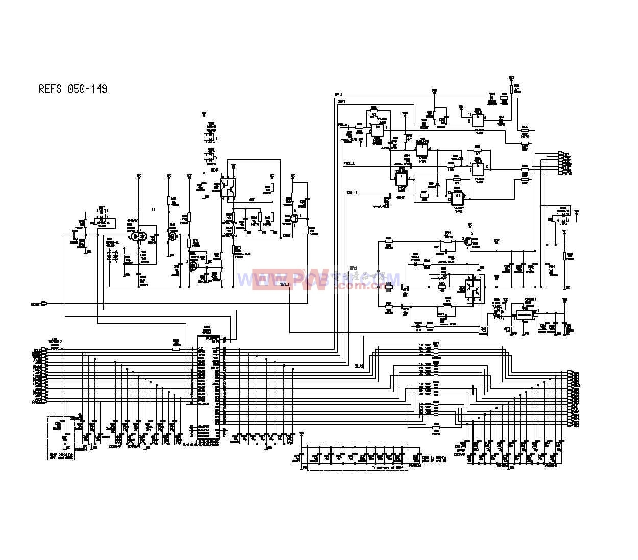 诺基亚9210电路设计  06