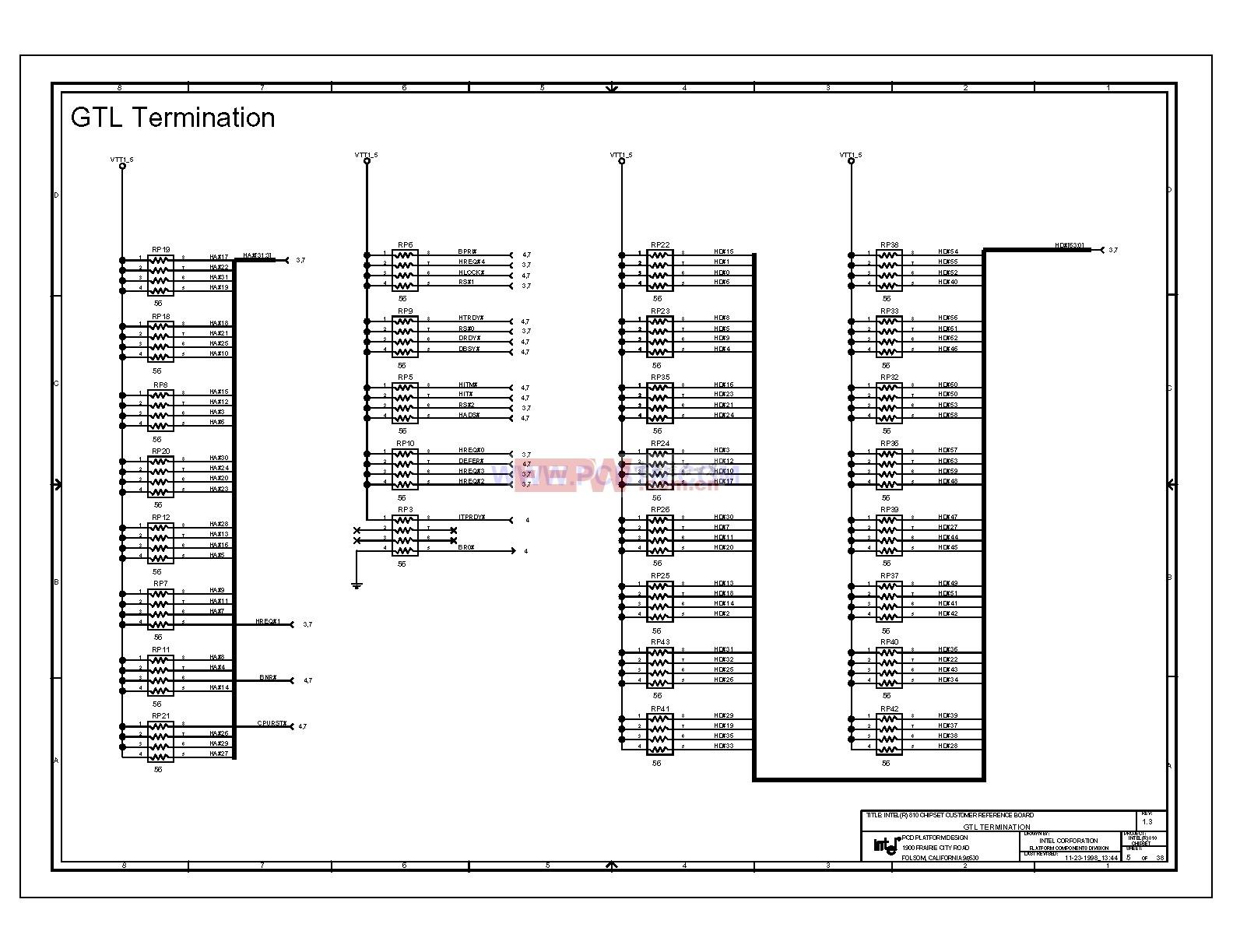 810电脑主板电路图1_05