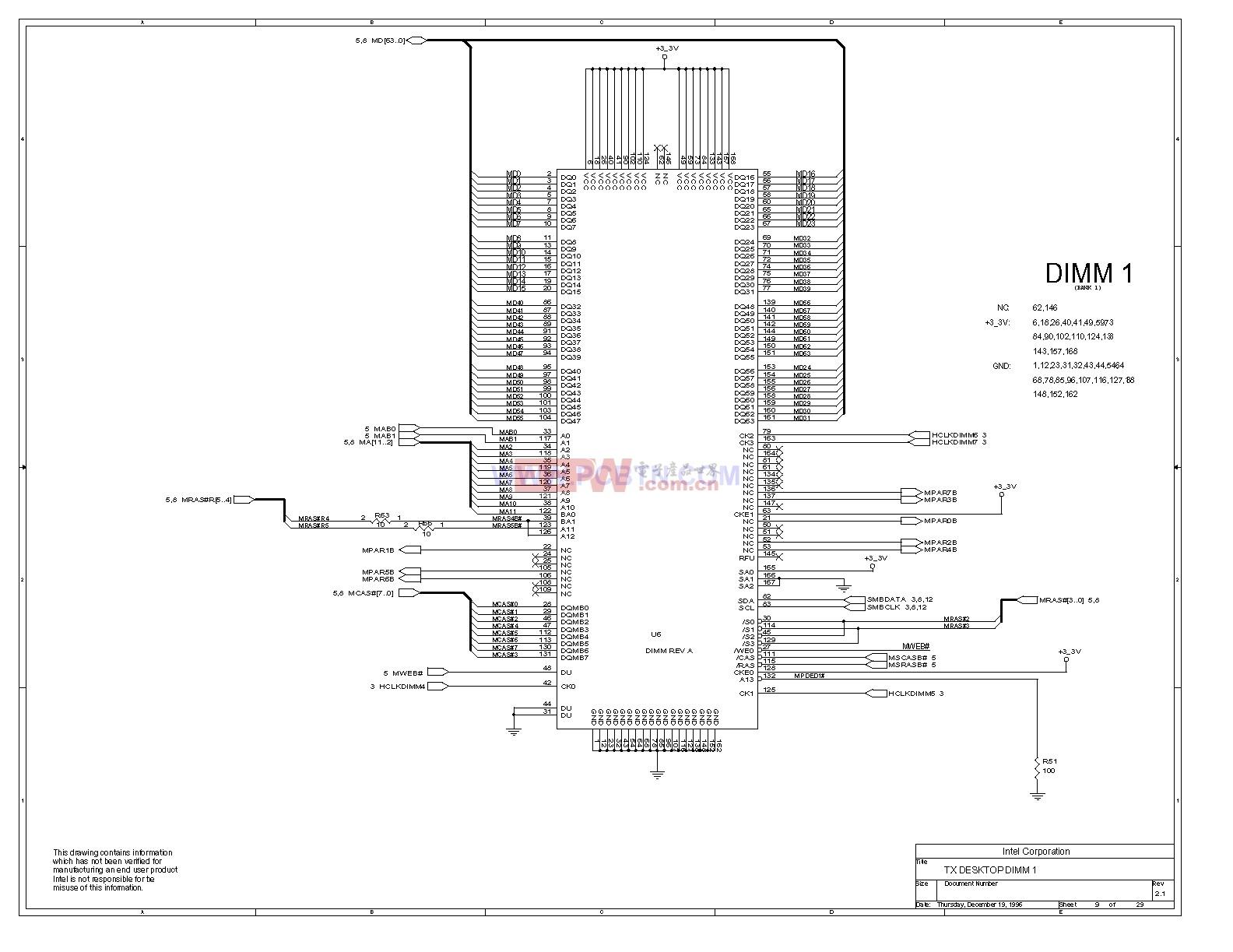 电脑主板设计图430TX_09