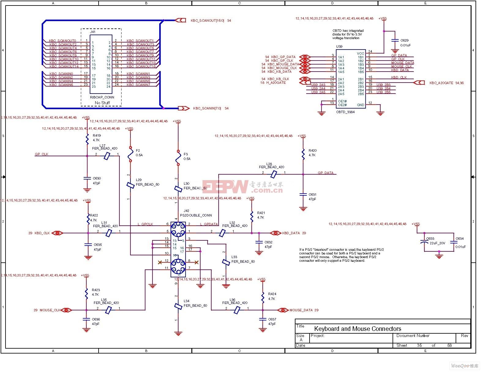 电脑主板电路图 830_35
