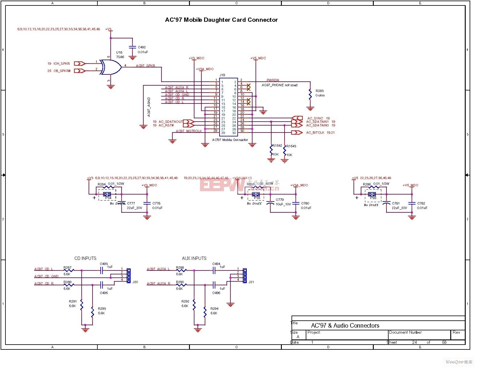 电脑 电路图/电脑主板电路图 830_24