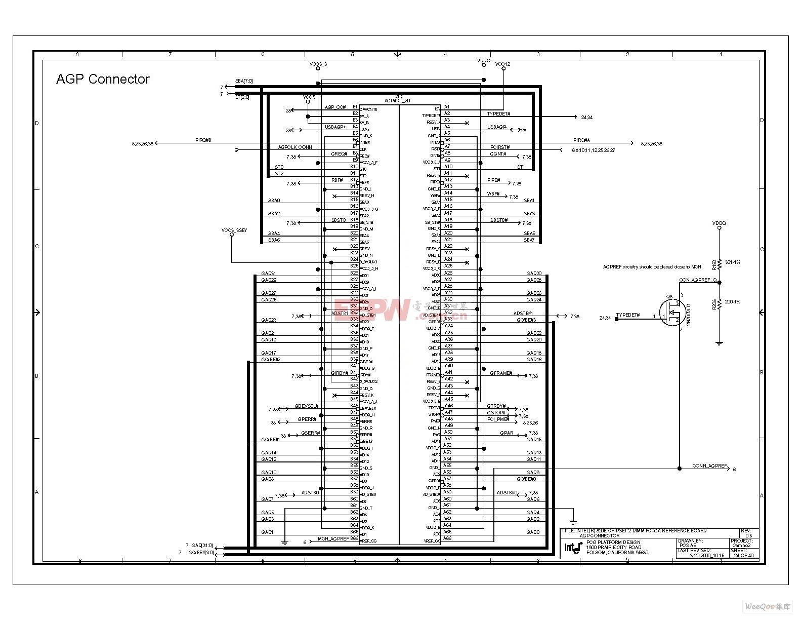 电脑主板电路图 820 2_24