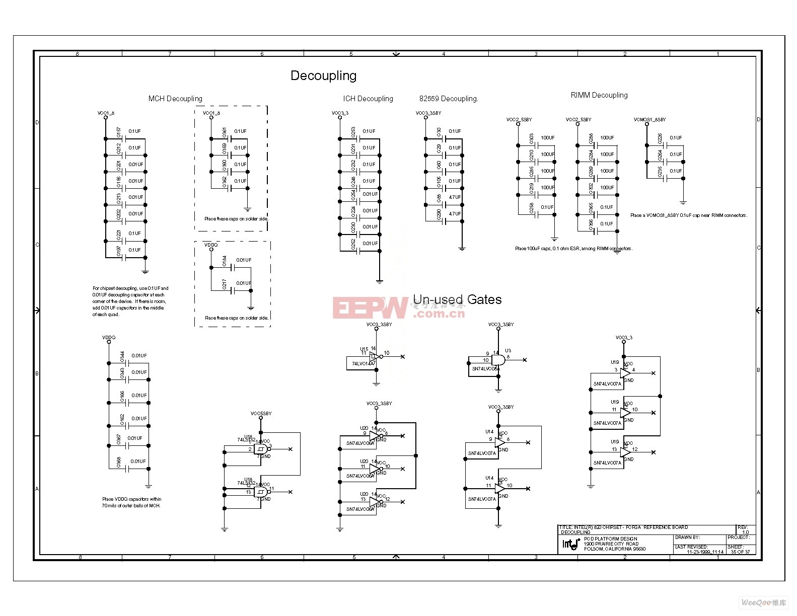 电脑主板电路图 820 1_68