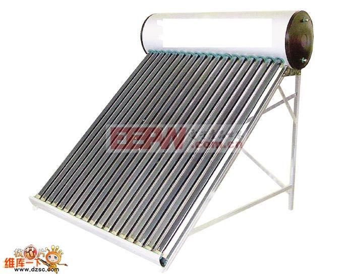 供應太陽能熱水器Solar Keymark認證