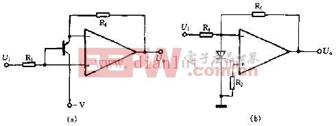 防阻塞电路原理图