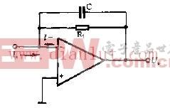 含电容、电阻的电流―电压变换电路