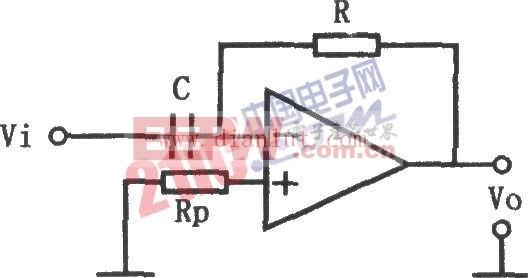 基本微分器电路原理图