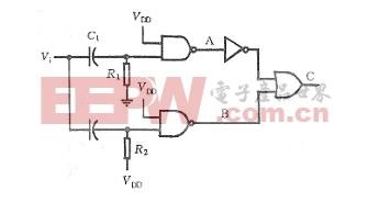 传统倍频电路原理图图片