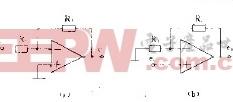 运放的基本放大电路原理图