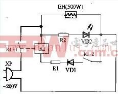 自动断电式电热水瓶电路
