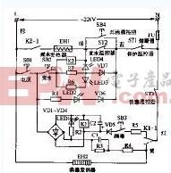 百合YGR18-15多功能电子饮水器电路