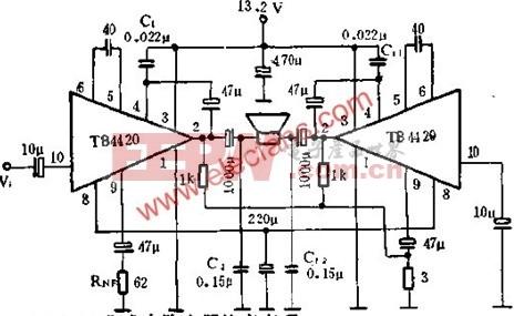 5w)音频功率放大电路的应用介绍