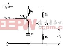 电压控制移相的触发电路图