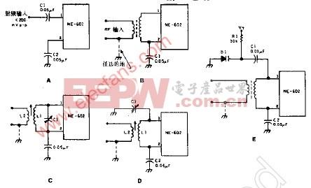 NE602输入电路