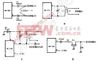 NE602输出电路