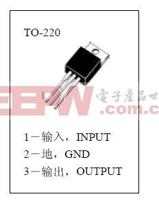 7805稳压电源电路图图片