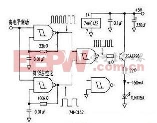 抗干扰的接近传感器电路设计