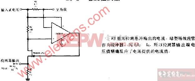 电流检测器电路图