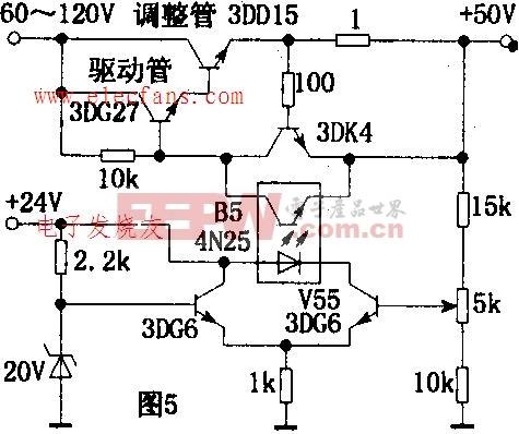 光电耦合器应用电路-光电开关电路图-电子产品世界