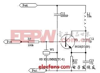 无线遥控发射和接收电路原理图