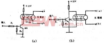 光電耦合器電路