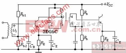 单调谐回路中频放大器