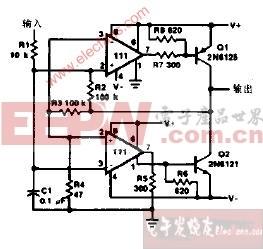 开关功率放大器电路图图片