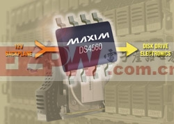 热插拔开关为12V背板提供完全集成的解决方案