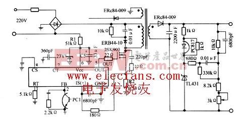 FA5310应用电路图