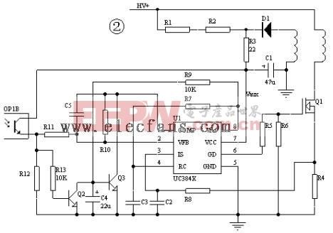 UC3842应用电路