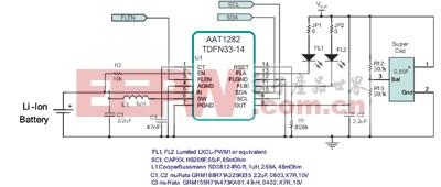 1282的应用电路原理图图片