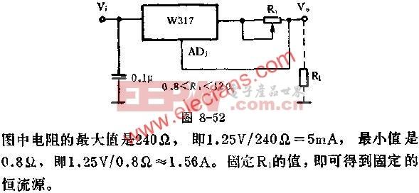 用w317组成的电视机慢启动应用线路图-消毒柜电路图图片