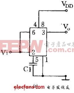 施密特触发器型双稳态电路