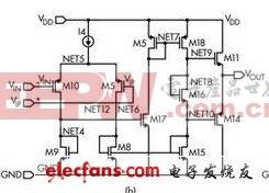 B类线性放大器电路