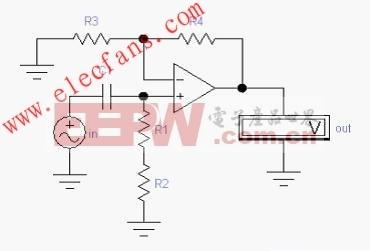 自举电路增大输入阻抗方法解析