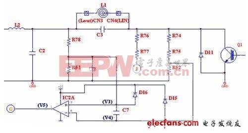 简易同步电路原理图