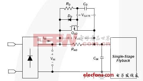 电子电路图,cd4017