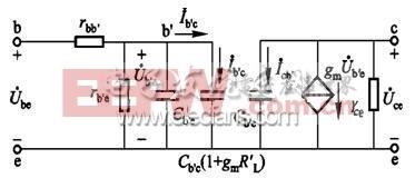 三极管高频等效应用电路