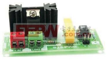 固态继电器开关电路,Solid state relay sw