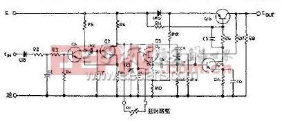晶闸管式交流弧焊机空载自停电路之二 -继电器电路图片