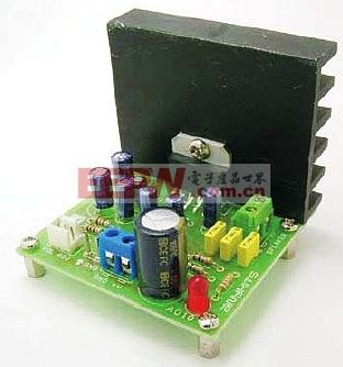 TDA2005组成的20W功放电路图